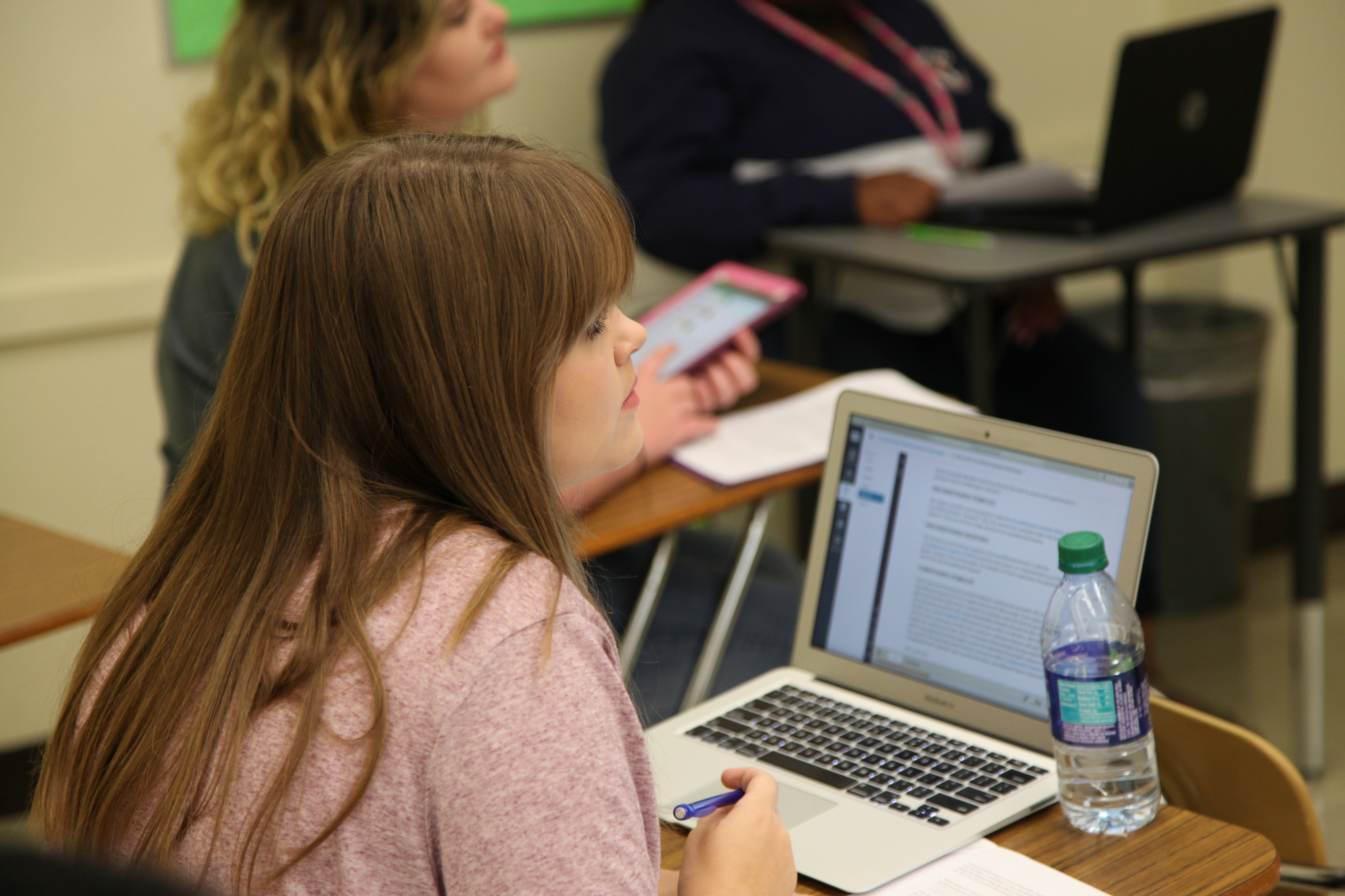 Inclusive Access program sees boost in student success