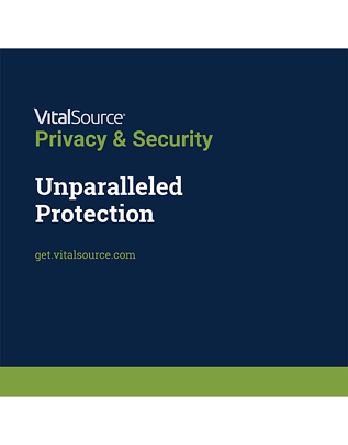 VitalSource Privacy & Security Brochure