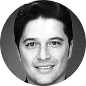 Marcio Andrade - VP of Finance for VitalSource