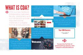 CDA Postcard: University of Dayton