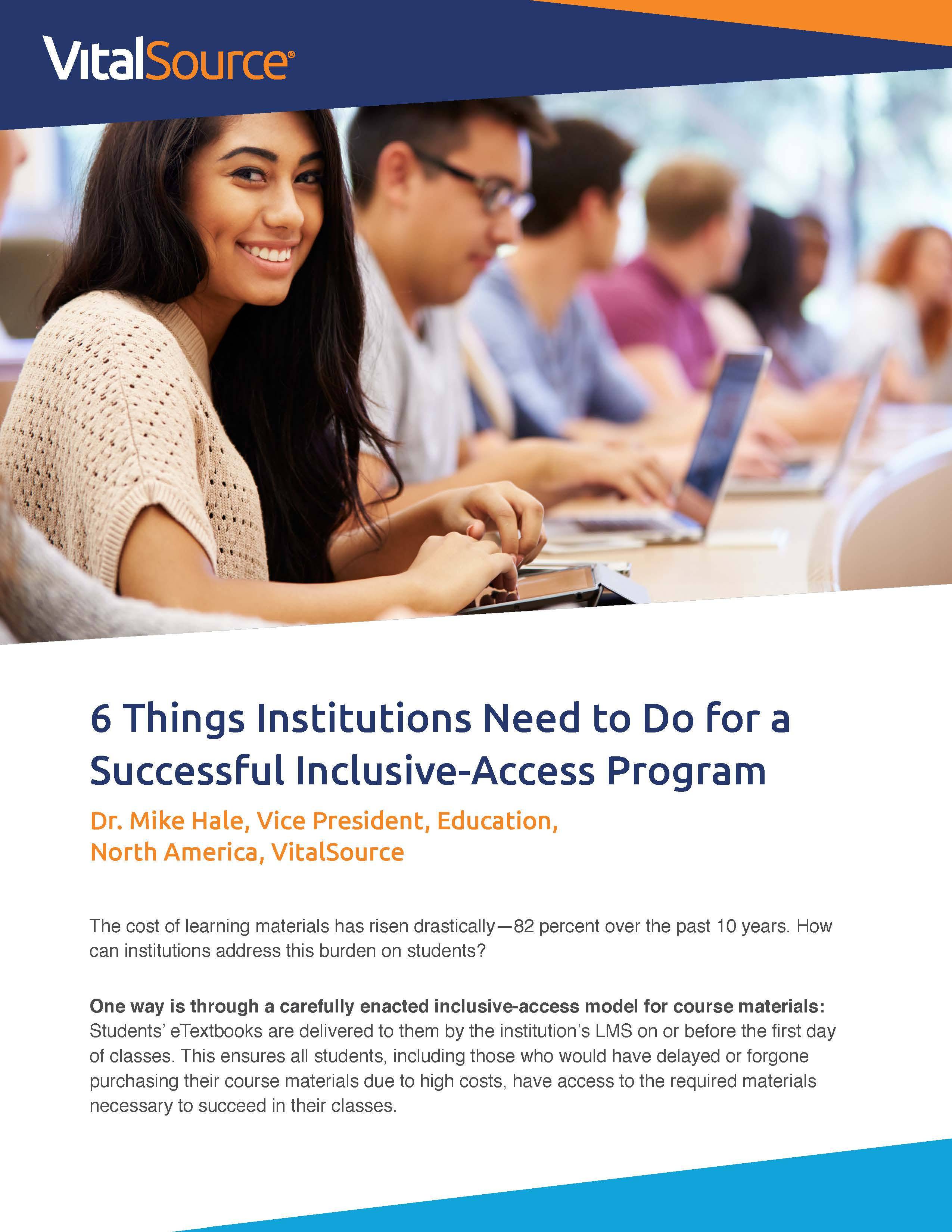 6 Things Institutions Need to Do for a Successful Inclusive-Access Program