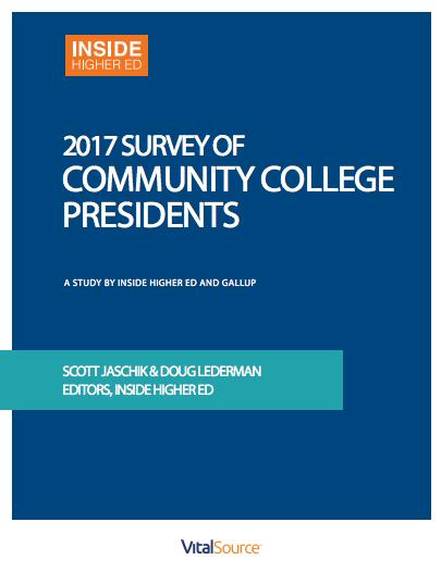 2017 Survey of Community College Presidents