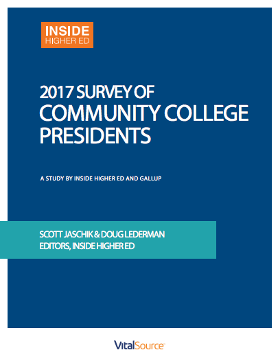 2017 Survey of Community College Presidents