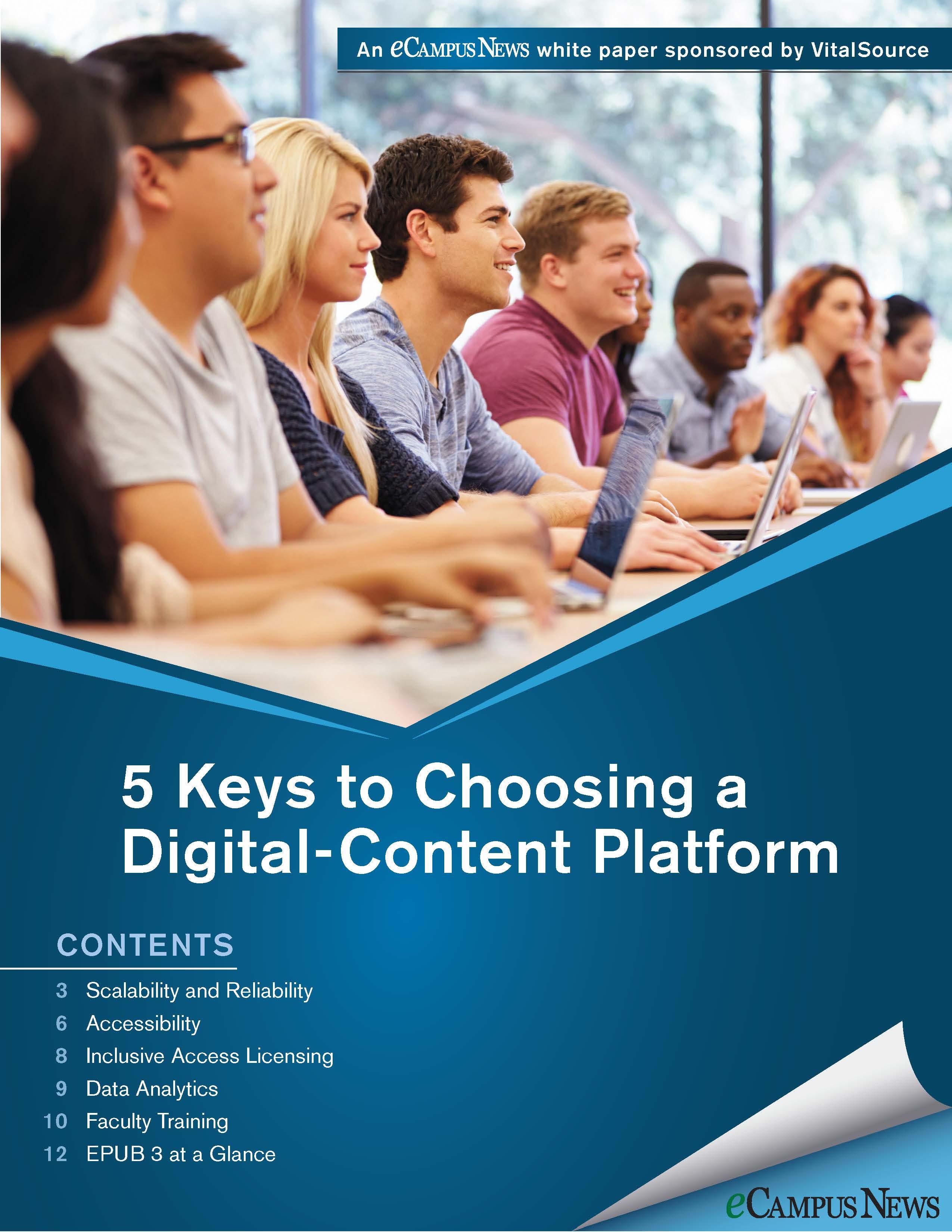 5 Keys to Choosing a Digital-Content Platform