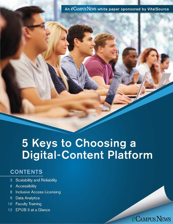 5 Keys to Choosing a Digital-Content Platform
